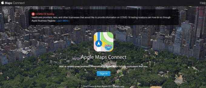 How to add a business to Google Maps and Apple