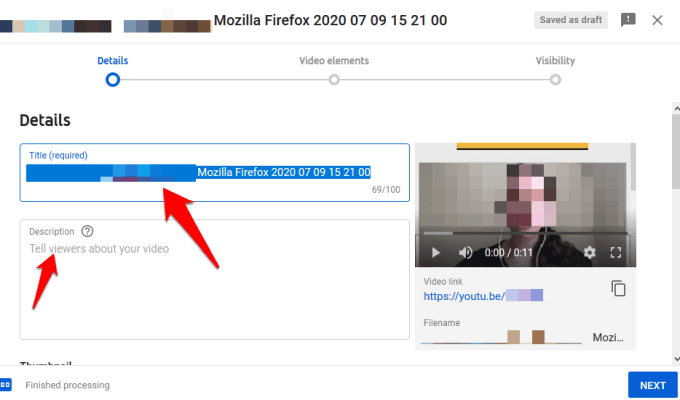 How To Upload A Video To YouTube – Step by Step Guide