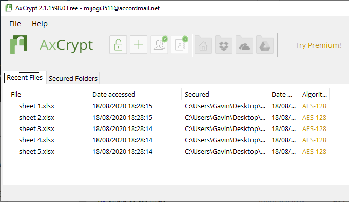 How to Securely Password Protect an Excel File