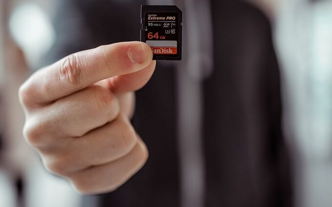 How To Recover Data From a Corrupted SD Card