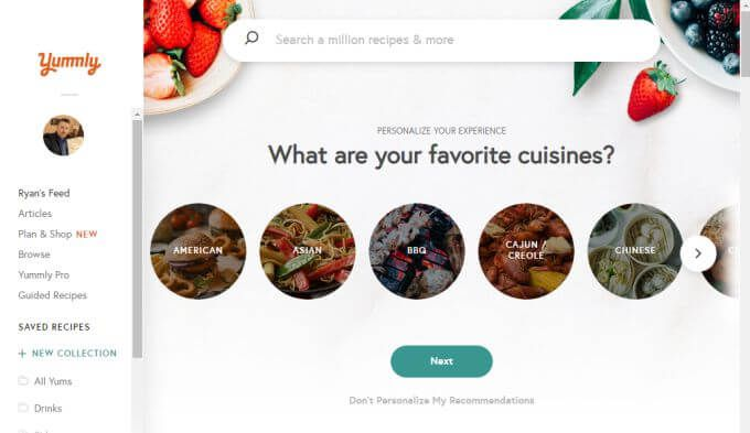 What Should I Make For Dinner? 8 Websites to Simplify Your Meals