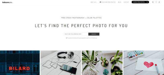 Top 10 Places to Find Free HD Images and Videos for Your Website