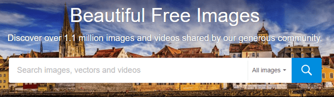 7 Awesome and Free Stock Photo Sites
