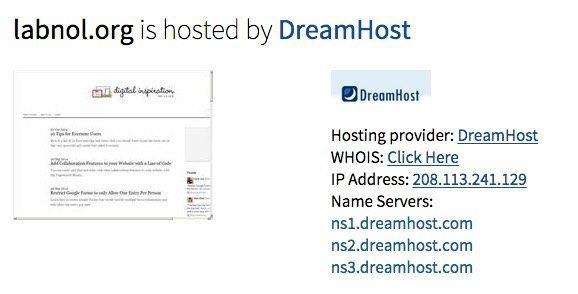 How to Find Out Who Hosts a Web Site (Web Hosting Company)