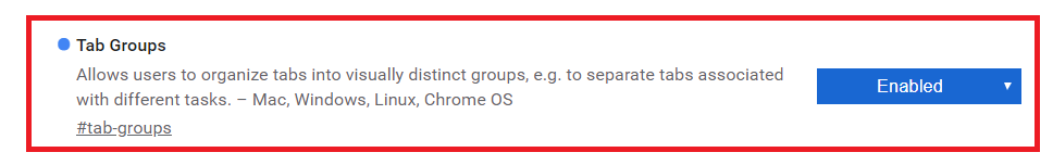 """Hidden """"Tab Groups"""" feature on Chrome and here's how to get it!"""