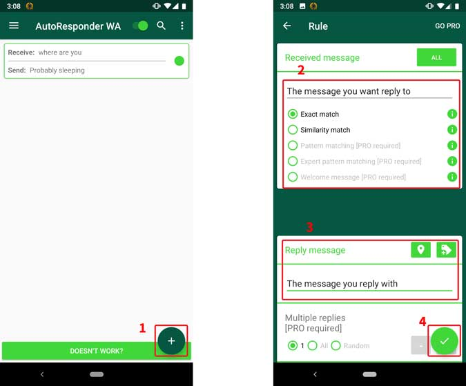How to Schedule WhatsApp Messages on Android and iOS