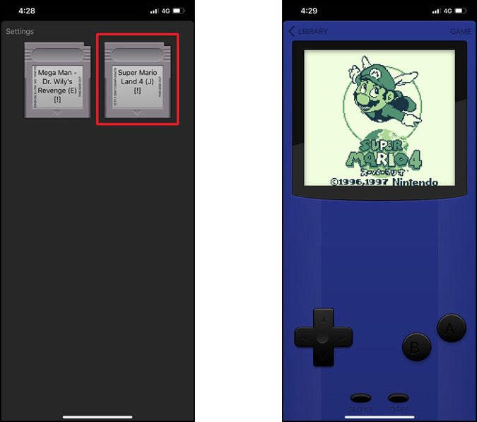 How to Play Gameboy Games on iPhone Without Jailbreak