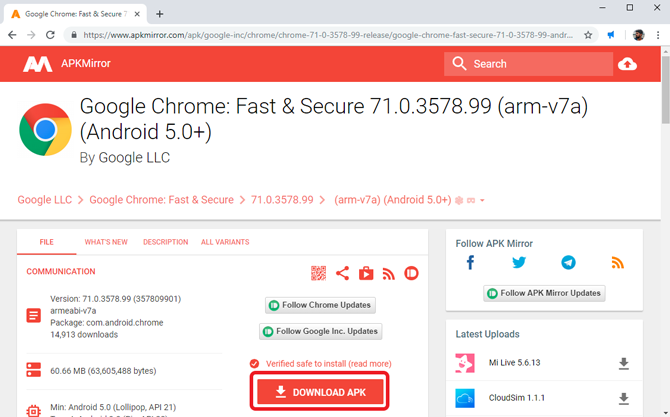 How to Install Chrome Browser on Android TV
