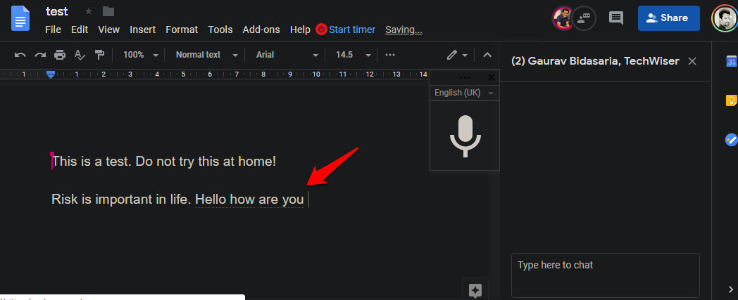 How to Chat in Google Docs and Why You Should