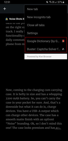 How To Use Chrome Extensions On Android