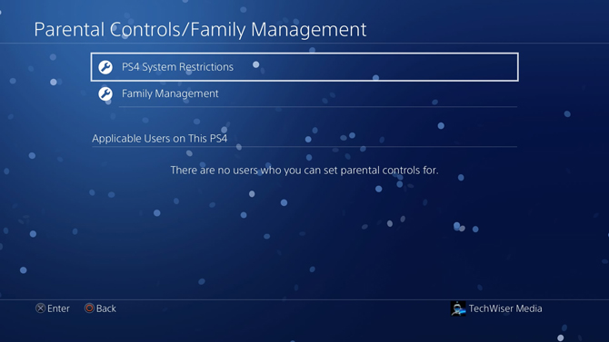 How to Put a Password on a PS4 Account