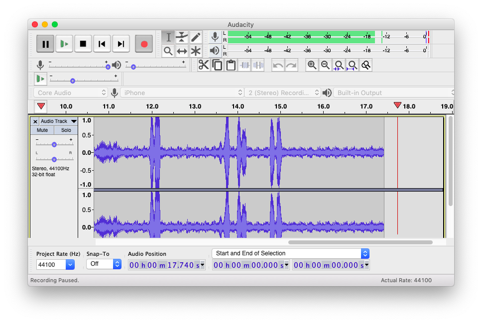 How to Use iPhone as Wireless Microphone For Mac