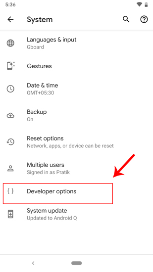 How to Screen Record Natively in Android 10