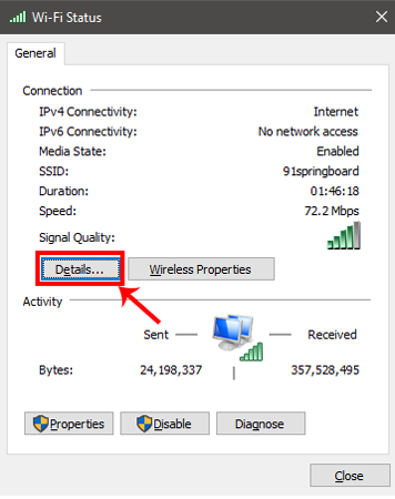 How to Check IP Address of Computer and Smartphones