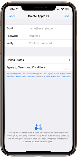 How to Get Two Different Apple IDs On iPhone