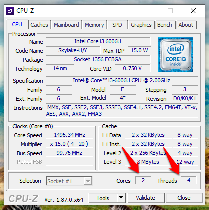 How Many Cores Does My CPU Have? A Guide For All OS