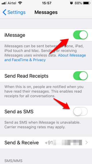 iPhone Not Sending Text Messages? Here are 12 Ways to Fix It