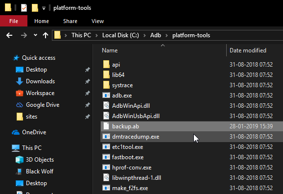 How to Backup Android Files, Apps, and App Data To Computer