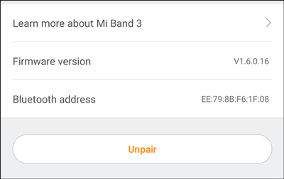 Use Your Mi Band 3/2 To Control Music on Your Android