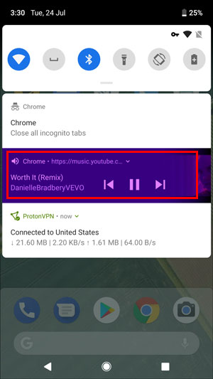 How to Play YouTube Music in Background