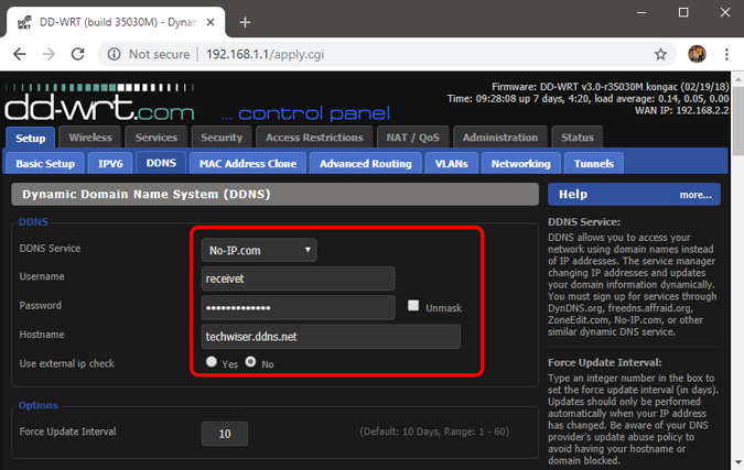 How to Access Router Remotely