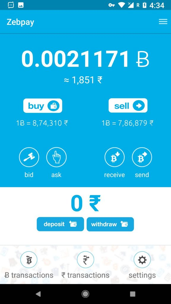 How to Buy Bitcoin in India – Step by Step Guide