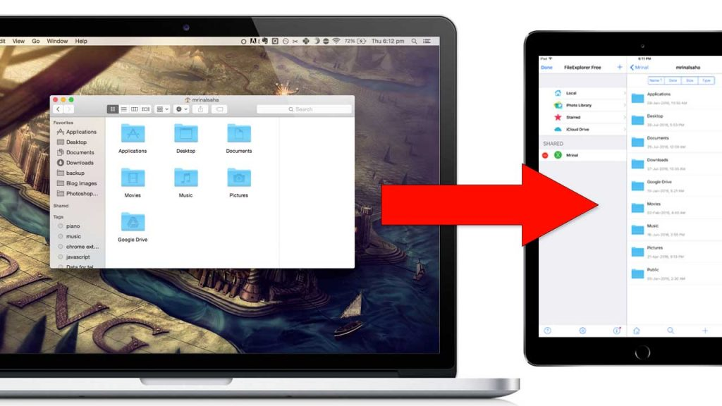 How to Stream Videos From Mac to iPad/iPhone