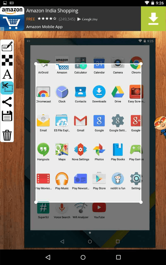 How to Screenshot Part of Screen (Windows | Mac | Android)