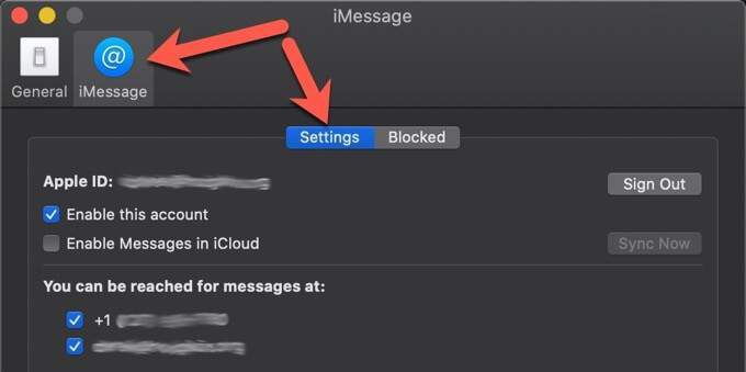 Here are the best way to turn off imessage on mac