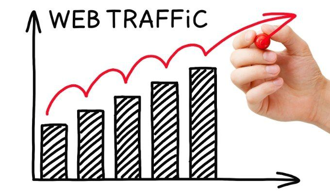 7 Great Ways to Increase Your Web Traffic