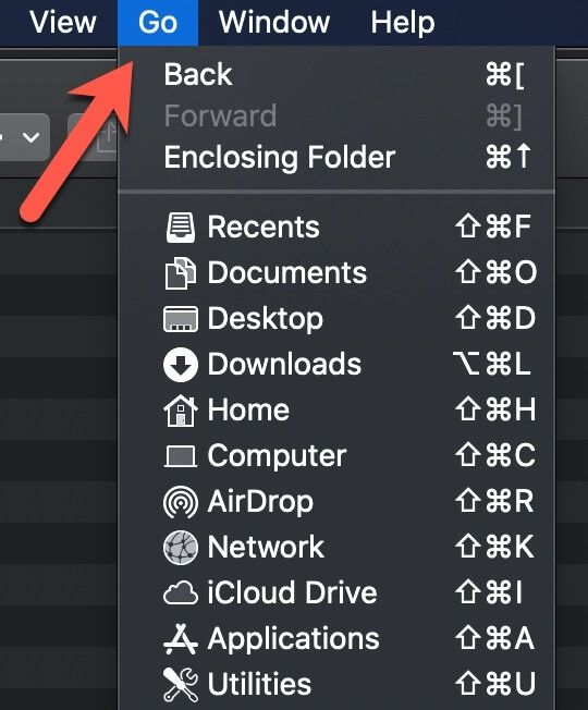 How to show hidden files on Mac OS