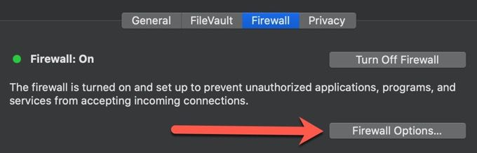 How to Enable Mac Firewall and Configure It
