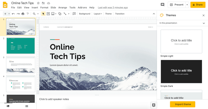 Seven PowerPoint Alternatives You Can Use On The Web