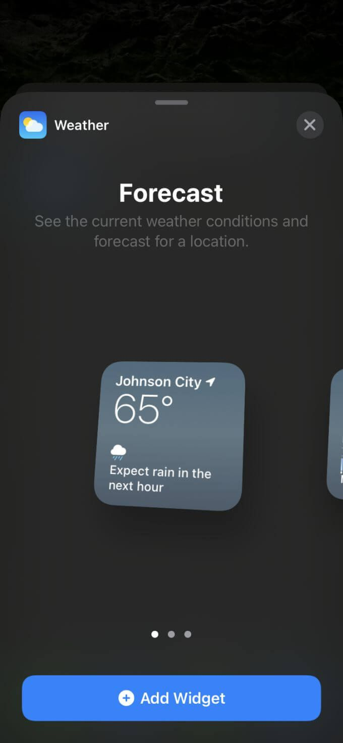 How to Use iPhone Gadgets for Weather Forecasting and More