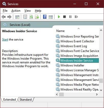 Unnecessary Windows 10 services that can be safely disabled