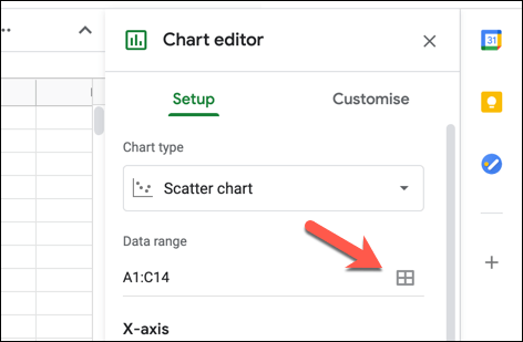 How to Make a Scatter Plot in Google Sheets 2021