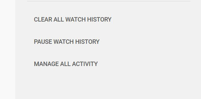How to Delete chrome History YouTube and Search Activity