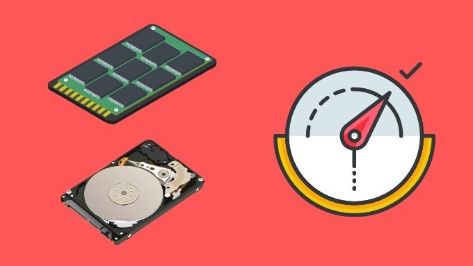 SSHD vs SSD Drives competition 2021