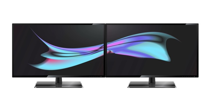 Competition Ultra Wide vs. Double Monitor