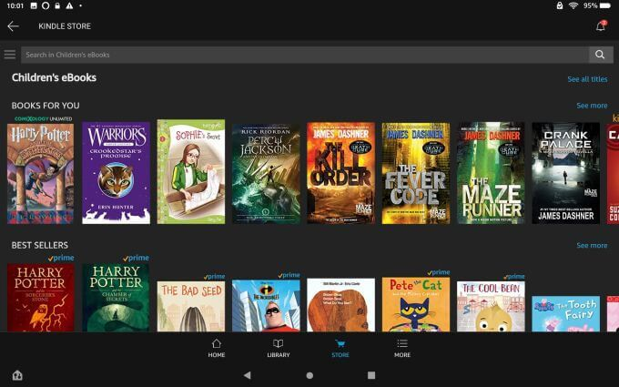 Why Amazon Fire Tablet is Best for Kids in 2021