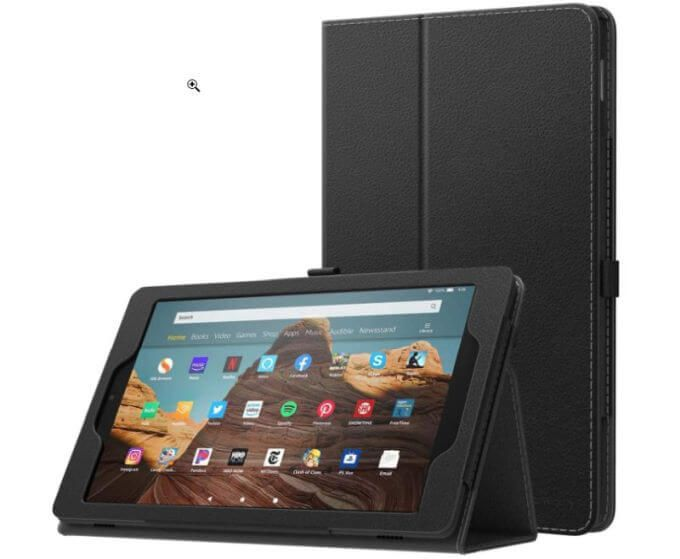 TOP 10 Best Amazon Fire HD Tablet Cases