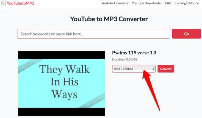 How do I Convert YouTube to MP3 on Windows, Mac