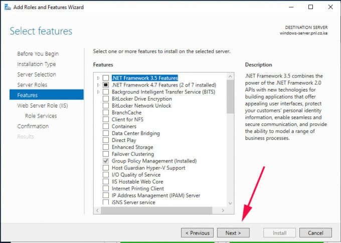 How to Install FTP Server on Windows Server 2021