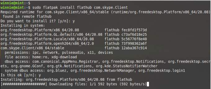 How to Install and Run Flatpak Applications 2021