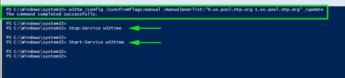 How to Install NTP Server on Windows Server 2019