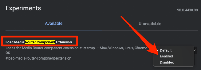How do I fix chromecast source not supported?