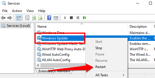 How to update windows 10 manually