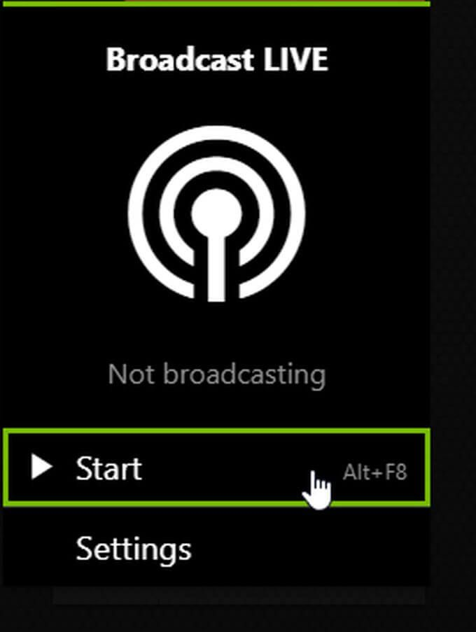How To use Nvidia ShadowPlay to Record Games 2021