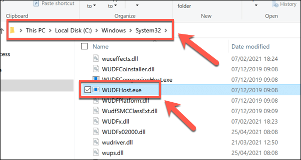 What is wudfhost.exe ?